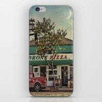 Bronx Pizza iPhone & iPod Skin