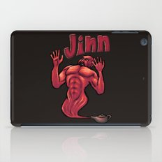 Evil JInn iPad Case