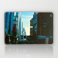 Busy City Laptop & iPad Skin