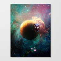 Stole A Timelord Canvas Print