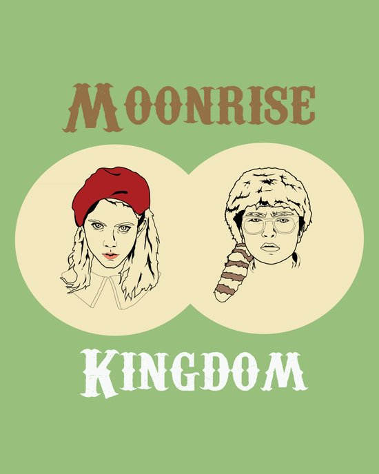 Moonrise Kingdom  Art Print