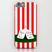 iPhone & iPod Case featuring Circus by New Fantasy
