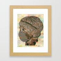 We're Doin' Just Fine, T… Framed Art Print
