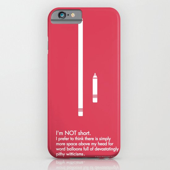 The wittiest of them all iPhone & iPod Case