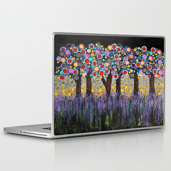 :: When Night Falls :: Laptop & iPad Skin