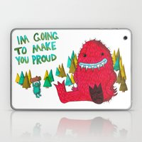 I'm Going To Make You Proud Laptop & iPad Skin