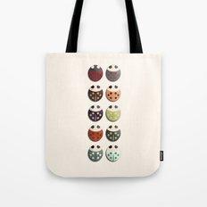 Ladies and... Tote Bag