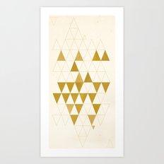 My Favorite Shape Art Print