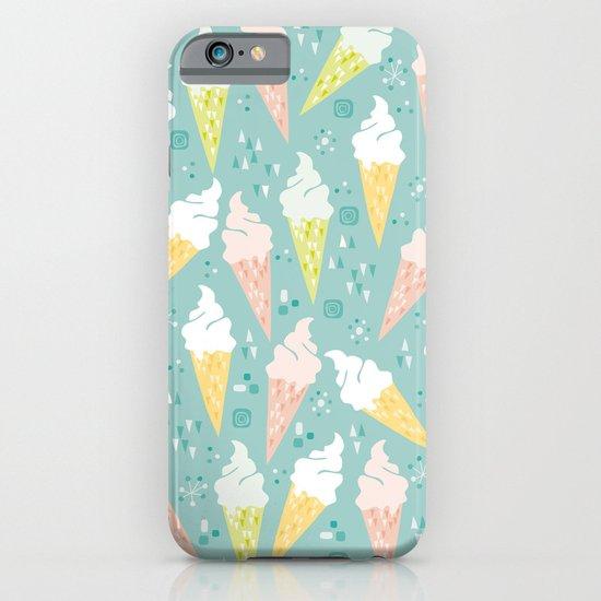 Ice Cream Cones iPhone & iPod Case