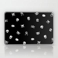 Cute Skull Laptop & iPad Skin