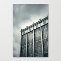 Armory Canvas Print