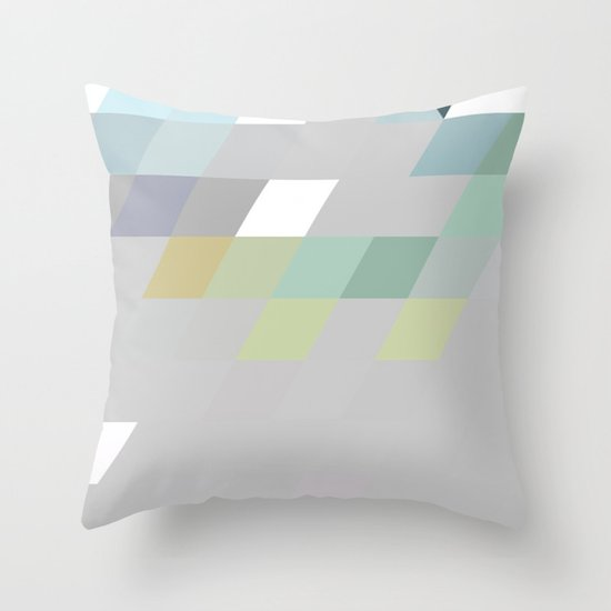 Develop Throw Pillow