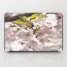 Tender Blossoms iPad Case