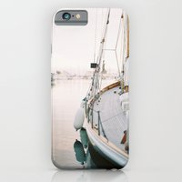 iPhone & iPod Case featuring La Ciotat - Boat by Blanc Coco Photographe
