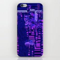 taintedcanvas162 iPhone & iPod Skin