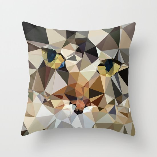 IDENTIKAT Throw Pillow