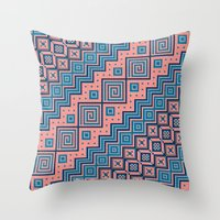 Lomond. Throw Pillow