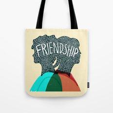 Friendship Grows Tote Bag