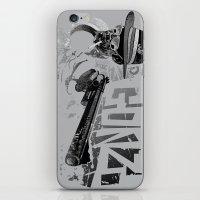 Dr Gonzo iPhone & iPod Skin