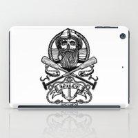 SAILOR SKULL iPad Case