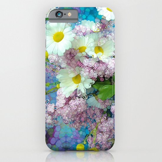 She comes in colors iPhone & iPod Case