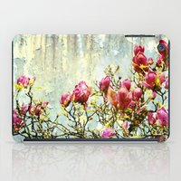 OPPOSITE LOVE - Rusted Magnolia Tree - (decrepit beauty) iPad Case