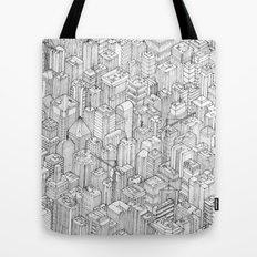 Isometric Urbanism pt.1 Tote Bag