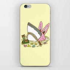 The Easter Shark iPhone & iPod Skin