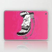 Hipster Mask Laptop & iPad Skin