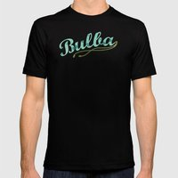 Bulba Mens Fitted Tee Black SMALL