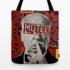 Public Figures Collection -- Hitchcock Tote Bag