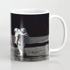 Super Mario on the Moon Mug