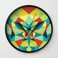 Colorful All Wall Clock