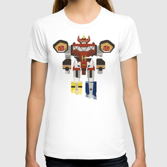 The Mega of the Zords T-shirt