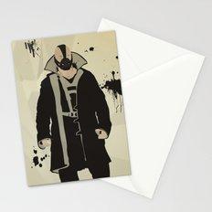 The Dark Knight: Bane Stationery Cards