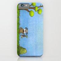 Duck Hunt iPhone 6 Slim Case