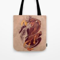 Tote Bag featuring Valley Of The Fallen Sta… by Megan Lara