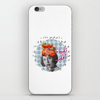 Sometimes I wonder iPhone & iPod Skin