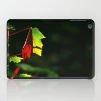 Play Of Light iPad Case