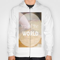 Travel the world Hoody