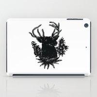 Vintage Deer iPad Case