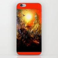 Altın Şehir iPhone & iPod Skin