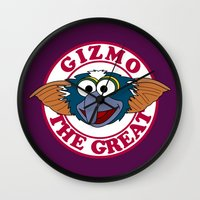 Gizmo The Great Wall Clock