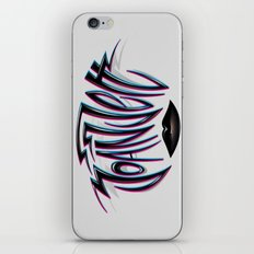 Joan Jett Tribute iPhone & iPod Skin