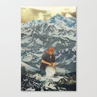 Preserve Canvas Print