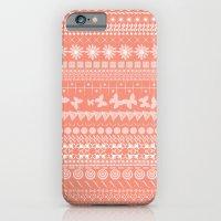 Coral-Licious iPhone 6 Slim Case