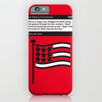 No033 MY The Making of Americans Book Icon poster iPhone 6 Slim Case