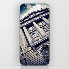 The Hall iPhone & iPod Skin