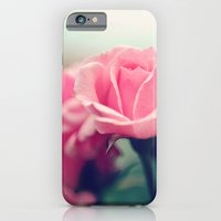 Dainty roses iPhone 6 Slim Case
