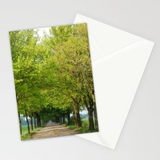 Neverending Road Stationery Cards
